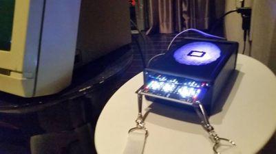 QC11 Badge reader