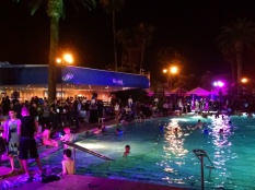 QC12 Pool Party
